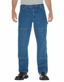 Dickie's Relaxed Fit Double Knee Carpenter Denim Jean