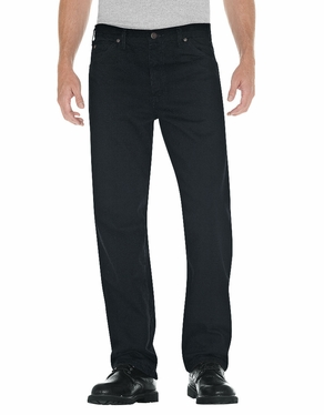 Dickie's Relaxed Straight Fit 5-Pocket Denim Jean