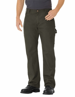 Dickie's Relaxed Straight Fit Carpenter Duck Jean