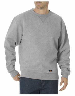 Dickies Midweight Fleece Crew Neck