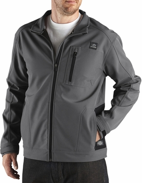 Dickies Performance Softshell Full Zip Jacket