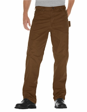 Dickies Relaxed Fit Sanded Duck Carpenter Jean