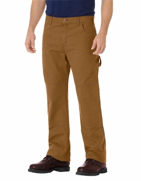 Dickies Relaxed Straight Fit Double Knee Carpenter Duck Jean