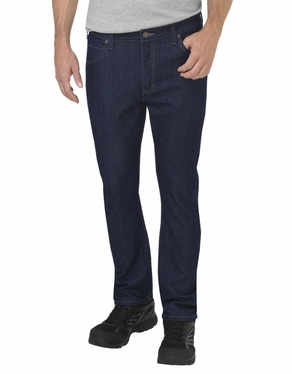Dickies Tough Max™ Regular Fit Straight Leg 5-Pocket Denim Jean