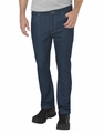 Dickies Tough Max� Regular Fit Straight Leg 5-Pocket Denim Jean