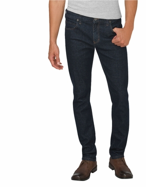 Dickies X-Series Flex Slim Fit Skinny Leg 5-Pocket Denim Jean