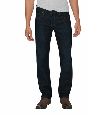 Dickies X-Series Regular Fit Straight Leg 5-Pocket Denim Jean