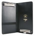 Boston Leather Double Citation Holder, Clip Style