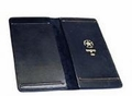 Boston Leather Double Citation Holder, Slide Style