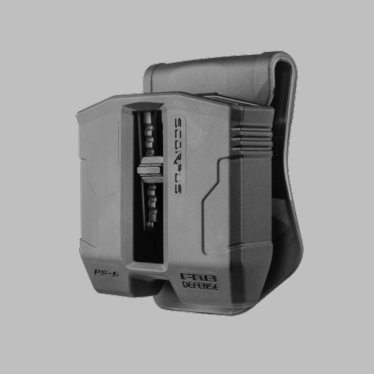 DOUBLE MAG POUCH FOR STEEL 9MM AND .40 MAGAZINES