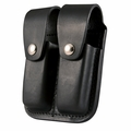 Boston Leather Double Mag Pouch (9mm / 40 Cal)