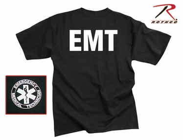 Double Sided EMT T-Shirt