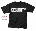 Double Sided SECURITY T-shirt