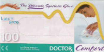 Dr. Comfort Synthetic Exam Gloves - 5 Mil