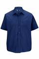 Edwards Garment Broadcloth Value Shirt - Short Sleeve