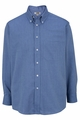 Edwards Garment Easy Care Button Down Oxford - Long Sleeve