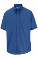 Edwards Garment Easy Care Poplin Shirt - Short Sleeve