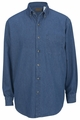 Edwards Garment Heavyweight Denim Shirt - Long Sleeve