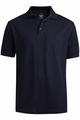 Edwards Garment Soft Touch All Cotton Pique Polo - Short Sleeve with Pocket