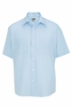 Edwards Garment Traditional Broadcloth Shirt - Short Sleeve