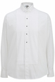 "Edwards Garment Tuxedo Shirt - Wing Collar 1/8"" Pintuck"
