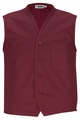 Edwards Garment Apron Vest with Chest Pocket - Unisex (XS-4XL only)