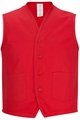 Edwards Garment Apron Vest with Two Waist Pockets - Unisex (XS-4XL only)