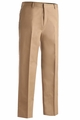 Edwards Garment Business Casual Flat Front Chino Pant