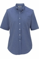 Edwards Garment Easy Care Button Down Oxford - Short Sleeve