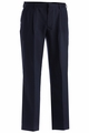 Edwards Garment Polyester Pleated Front Pant