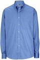 Edwards Garment Signature Pinpoint Button Down Oxford - Long Sleeve