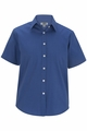 Edwards Garment Signature Pinpoint Soft Collar Oxford - Short Sleeve