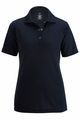 Edwards Garment Snap Front Food Service Polo