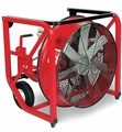 Electric Powered PPV Fan 18 Inch