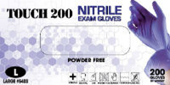 Emerald Touch 200 Nitrile Exam Gloves - 3.5 Mil