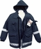 EMS Jacket with Bloodborne Pathogen Protection