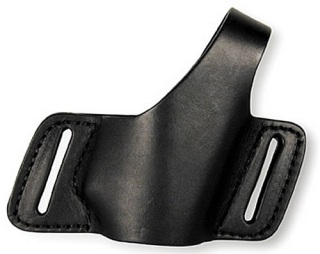 Boston Leather Enforcer Hugger Holster for Smith & Wesson Models 39, 59, 469, 659