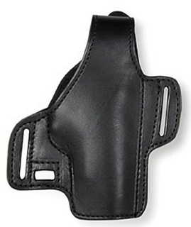 Boston Leather Enforcer Hugger Pancake Holster for Sig Sauer P-225 and 226, Beretta 92F, Smith & Wesson 639 and 659