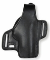 Boston Leather Enforcer Hugger Pancake Holster for Smith & Wesson 4-Digit Automatics