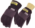 ESKA Fabric Firefighting Gloves - Gauntlet Wrist