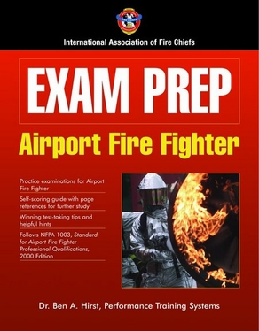 Exam Prep: Airport Fire Fighter