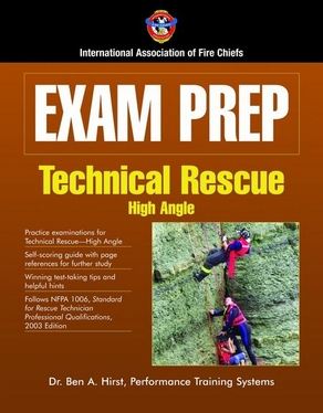 Exam Prep: Technical Rescue–High Angle