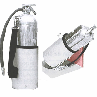 "Extinguisher ""CAN"" Truck Mounts"