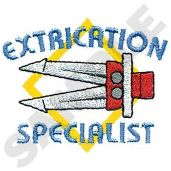 Game Sportswear Extrication Specialist Logo