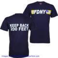 FDNY Kids Short Sleeve