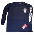FDNY Long Sleeve T-Shirt