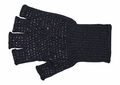 Fingerless Gloves with Non-Slip Rubberized Dots