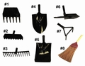 Fire Hooks Unlimited Brush Fire Tool System