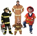 Firefighter Costumes for Kids & Adults