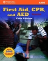 First Aid, CPR and AED, Standard, Fifth Edition